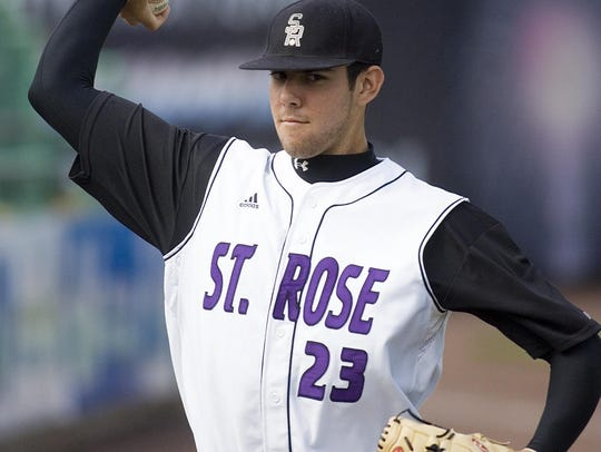 Anthony Ranaudo of St. Rose was drafted in the 11th