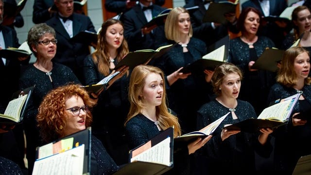 The Willamette Master Chorus kicks off its 32nd season with a veterans concert honoring the 75th anniversary of the bombing of Pearl Harbor. Concerts take place Nov. 12 and 13 at Willamette University.
