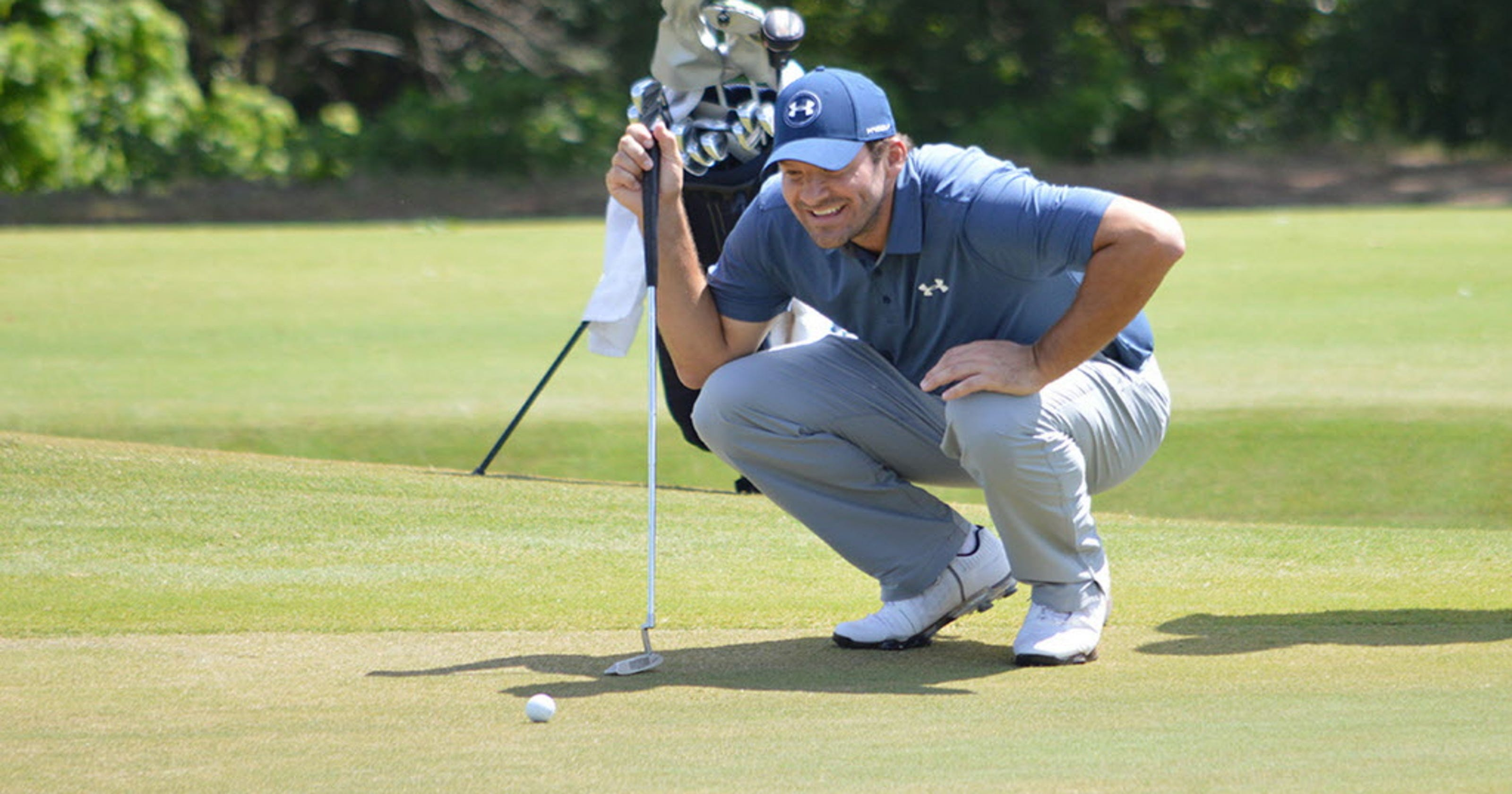 e105aa4e2bf Tony Romo to play PGA Tour event in the Dominican Republic