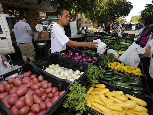 Veggie Vendor