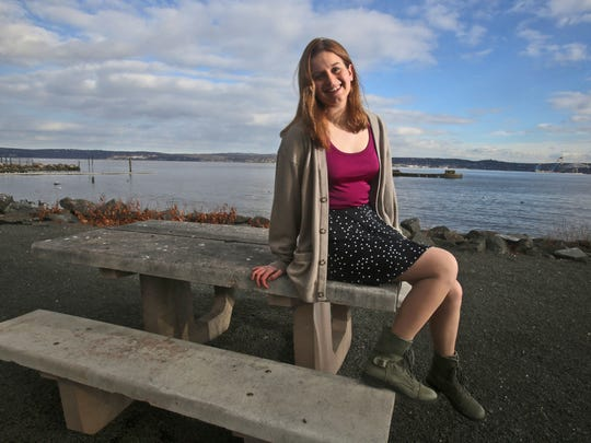 Valerie Weisler, 16, of New City, is the CEO of The