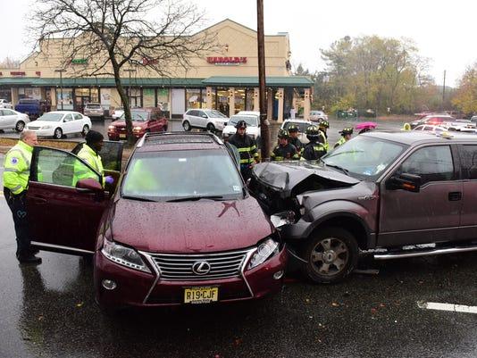 Paramus Accident
