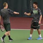 F-F Highlights: JB tennis earns shutout