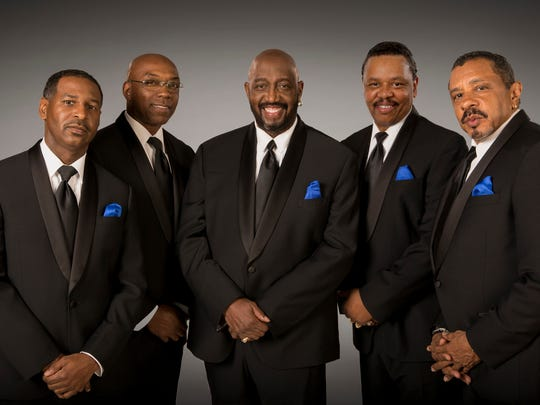 Groove to some oldies with the Temptations July 31 at the Montana State Fair.