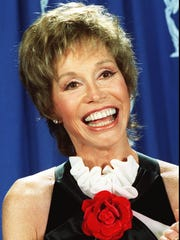 -  Mary Tyler Moore, dead at 80.
