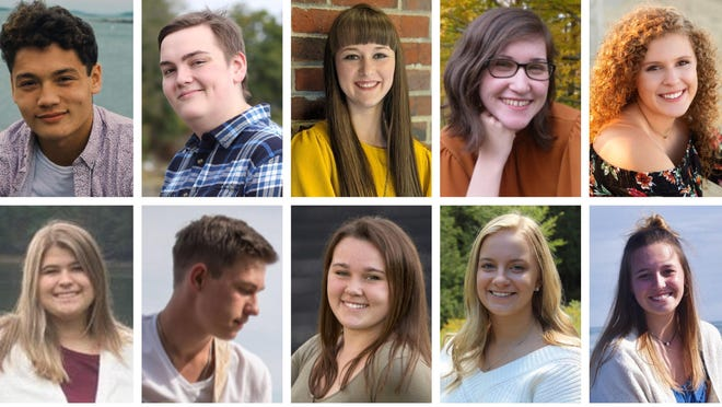 Farmington High School Class of 2020 Top 10 graduates