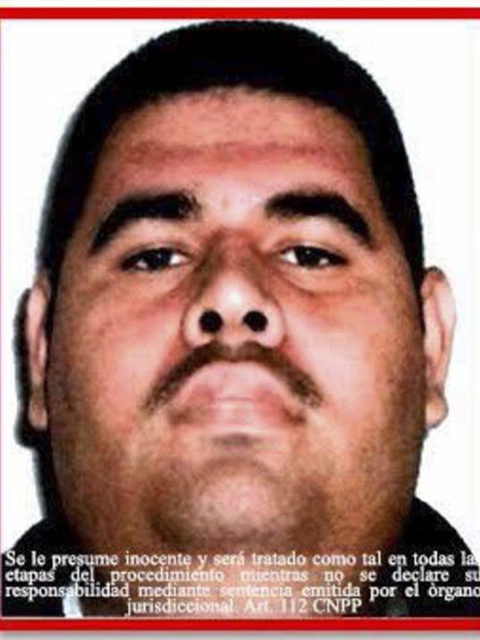EPA MEXICO DRUG TRAFFICKING CLJ CRIME MEX