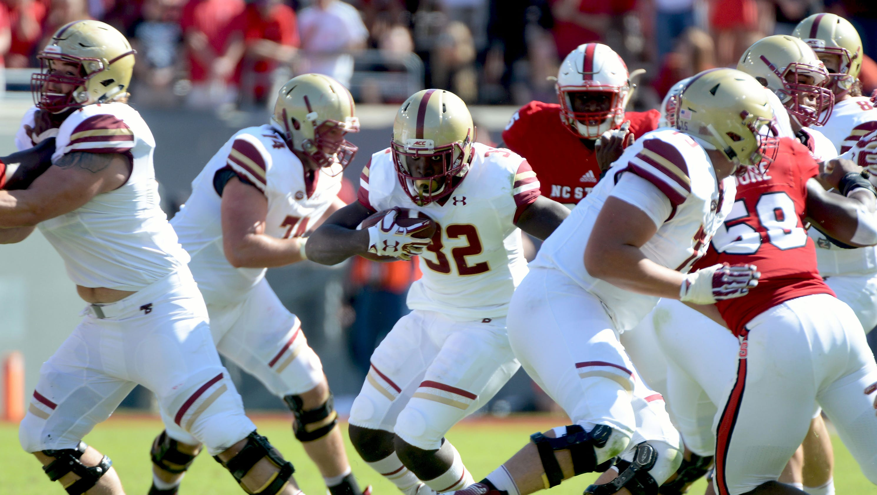 acc football scores for today thanksgiving college football games
