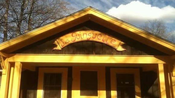 La Guinguette is now open in Black Mountain.