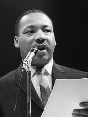 Martin Luther King Jr. would have turned 87 this month.