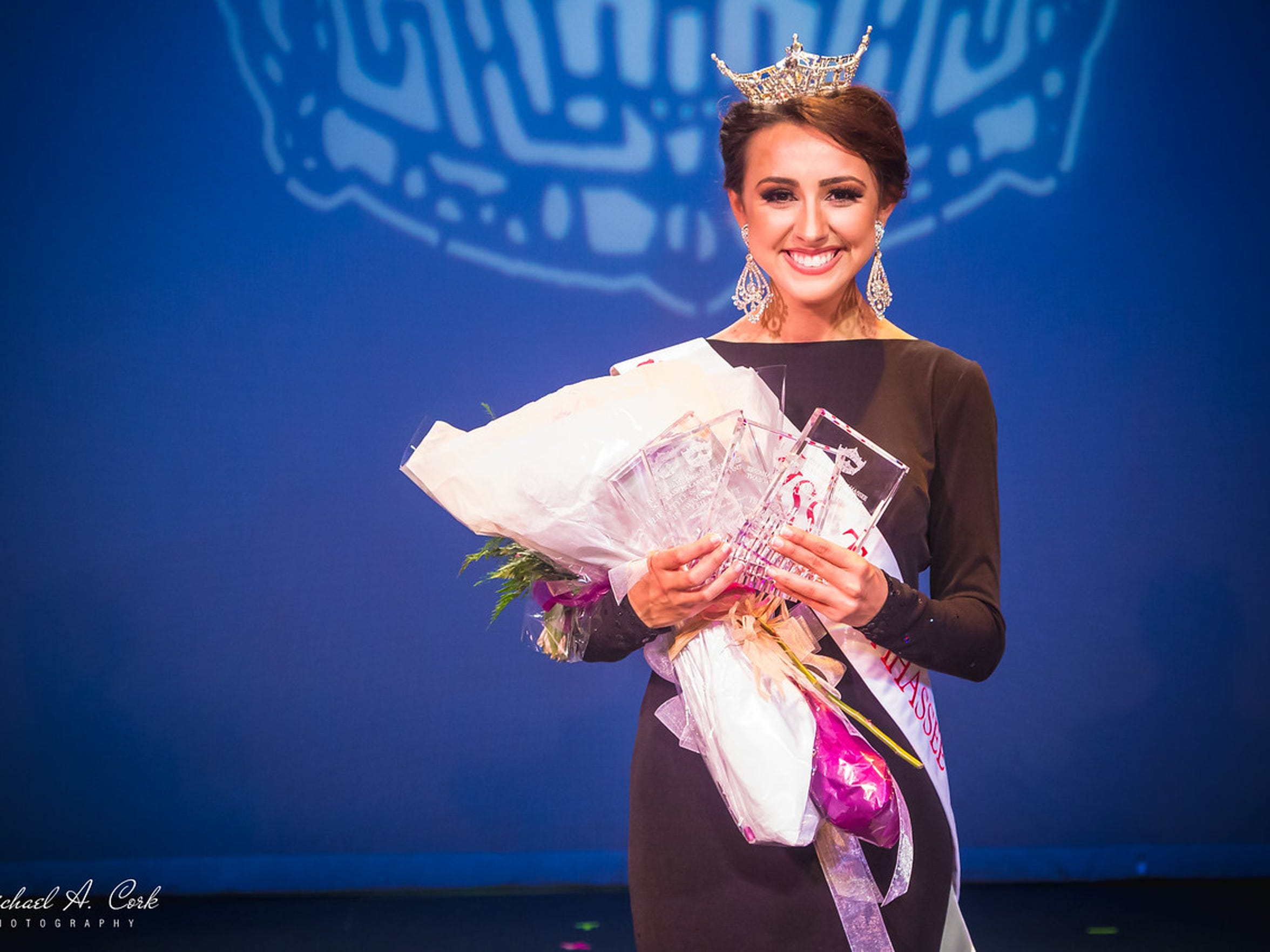 On Saturday, March 24th, 2018, Sabet was crowned Miss Tallahassee in the Miss Tallahassee pageant held on FAMU's campus. For Sabet, this is step one in her journey to becoming Miss Florida and, fingers crossed, Miss America.
