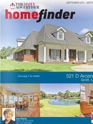 Homefinder: September 6