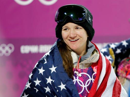 Olympics: Snowboarding-Ladies' Halfpipe Finals