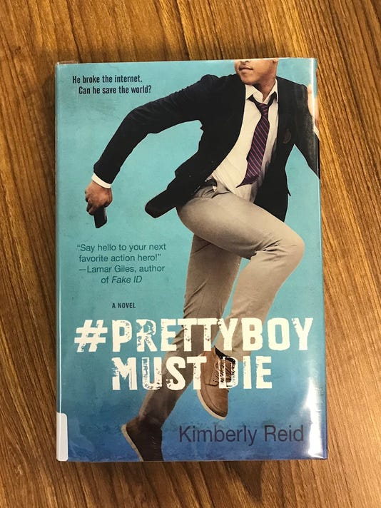 Prettyboy Must Die by Kimberly Reid