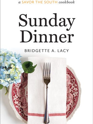 Bridgette Lacy, and her friend, Mary Miller, will celebrate the art and beauty of the Sunday Dinner at a special book and meal event at M. Judson Booksellers, Sunday, July 31.