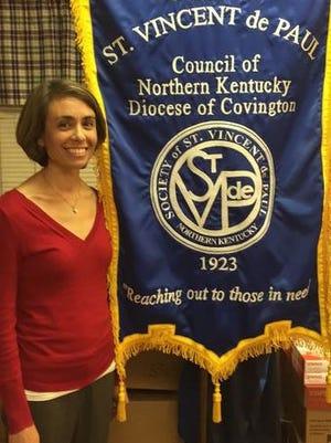 Karen Zengel executive director of St. Vincent de Paul Northern Kentucky.