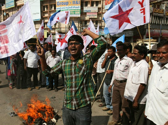AP India US Diplomat Arrest