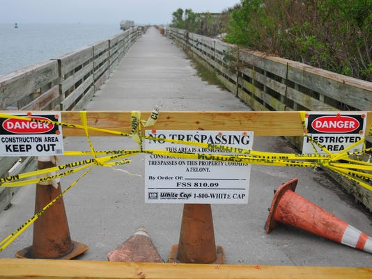 Fishing Pier reopens