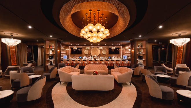 The Drum Room is a new special event space on the 26th floor of the Morongo Casino Resort & Spa.