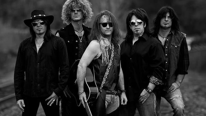 """Bon Jovi tribute band: Steelhorse plays Bon Jovi favorites from the """"Slippery When Wet album"""" along with classics and those into the new Millennium, 9 p.m. to midnight Saturday, March 3, South Liberty Bar & Grill, 4682 Liberty Road South, Salem. $10."""