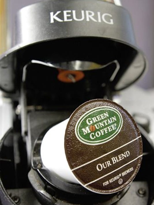 Keurig Green Mountain-Dr Pepper Snapple
