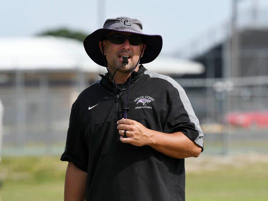 Owens Resigns From Space Coast Football