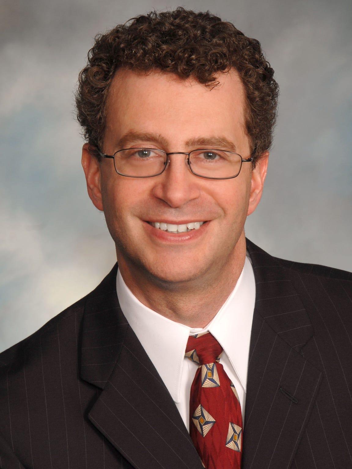 Alex Geisinger, professor of economics at Drexel University