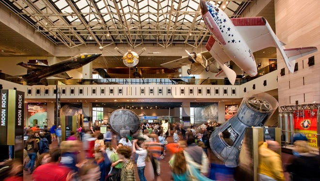 Vote for your favorite Museum for Families in the 10Best Readers' Choice awards.