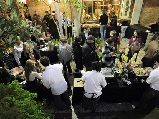 This file photo is from a past Taste of Mississippi event at Highland Village.