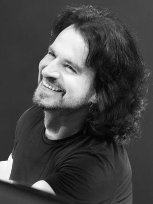 The Grammy Award-winning Yanni returns to the Peace Center with a 15-member orchestra tonight (Tuesday).