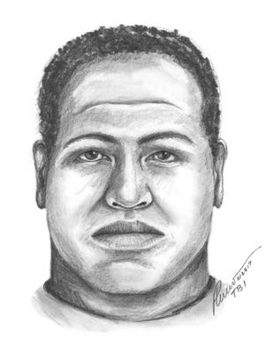 Dyersburg police have released a composite sketch of a man suspected of a Dec. 8 rape.
