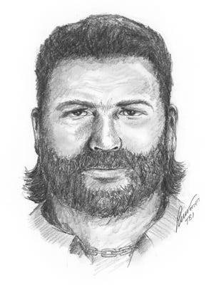 Hendersonville police are looking for this man in connection with a home invasion on Monday, April 25.