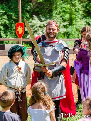 The TN Medieval Faire will start on May 13.