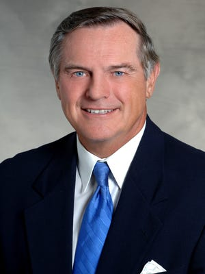 Former federal District Court Judge Robert L. Echols, a Nashville attorney shown here in a 2010 file photo.