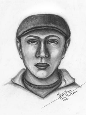 Murfreesboro Police and the Tennessee Bureau of Investigation have released a composite sketch of a suspect in the aggravated rape and aggravated robbery of an elderly Murfreesboro woman earlier this month.