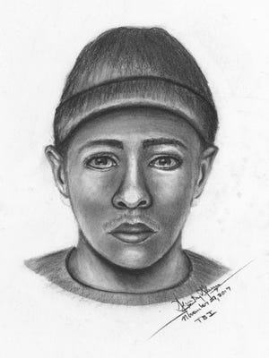 Jackson police are seeking to identify this man in connection with the rapes of two women.