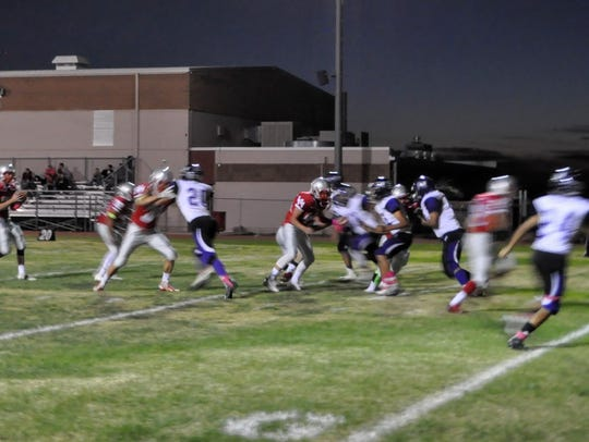The Grizzlies will host an undefeated (7-0,3-0) Gateway