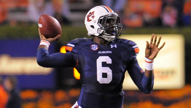 Jeremy Johnson has thrown for 393 yards and six TDs in limited action this season.