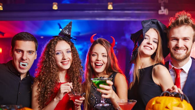 Night of the Living Ales lets adults cut loose Saturday, Oct. 14.