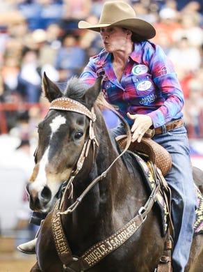Newcomer Finds Groove At San Angelo Rodeo
