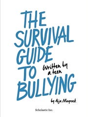 Aija Mayrock wrote The Survival Guide to Bullying: