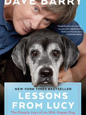 Dave Barry's latest novel is 'Lessons from Lucy: The Simple Joys of an Old, Happy Dog' and it is available wherever books are sold.