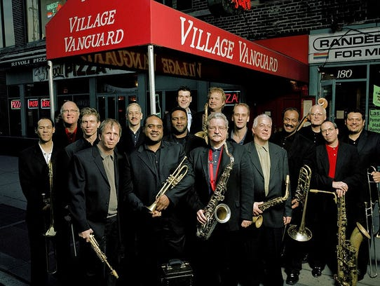 The Vanguard Jazz Orchestra performs at 8 p.m. Sunday
