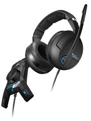 The ROCCAT Kave XTD is optimized for PC gaming and even comes with a built-in sound card.