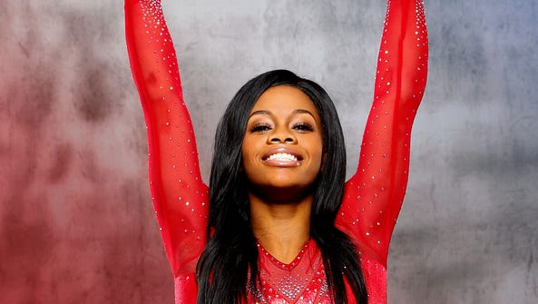 Gabby Douglas is the 2012 Olympic all-around gold medalist.