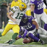 Avoiding fumbles a point of pride for Packers