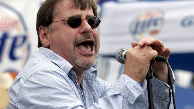 Southside Johnny at Bar A in Lake Como.