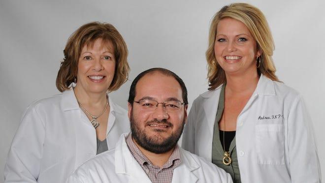 Susan Jordan, Dr. Sherif Zihni and Andrea Howard join Family Health Center in Wilmington