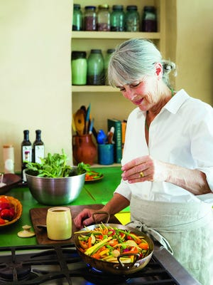 Deborah Madison has been sharing her love of vegetarian food for 30 years.