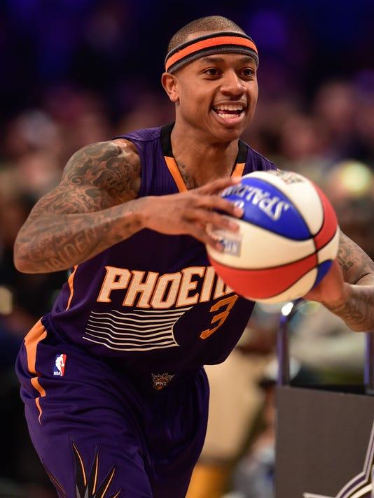 NBA: All Star Game-Skills Contests